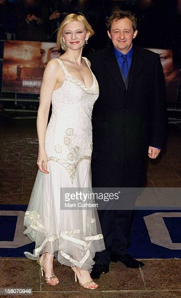 Cate Blanchett Husband Andrew Upton Attend The Royal Charity Premiere Of 'Charlotte Gray' In London'S West End