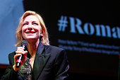Cate Blanchett Meets The Audience - 13th Rome Film Fest