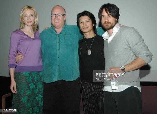 Cate Blanchett Rowan Woods Dustin Nguyen and Martin Henderson