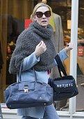 Cate Blanchett Sighting -  January 19, 2018