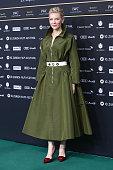 Cate Blanchettattends the 'Blue Jasmine' Green Carpet Arrivals during Day 3 of Zurich Film Festival 2014 on September 27 2014 in Zurich Switzerland