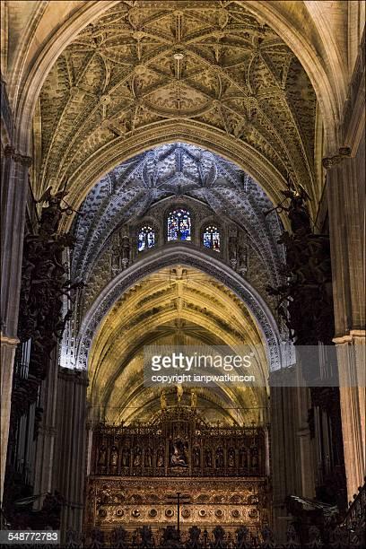 Catedral de Santa Maria de la Sede, Seville, Spain