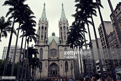 Catedral Metropolitana de São Paulo - Metropolitan Cathedral of St. Paul