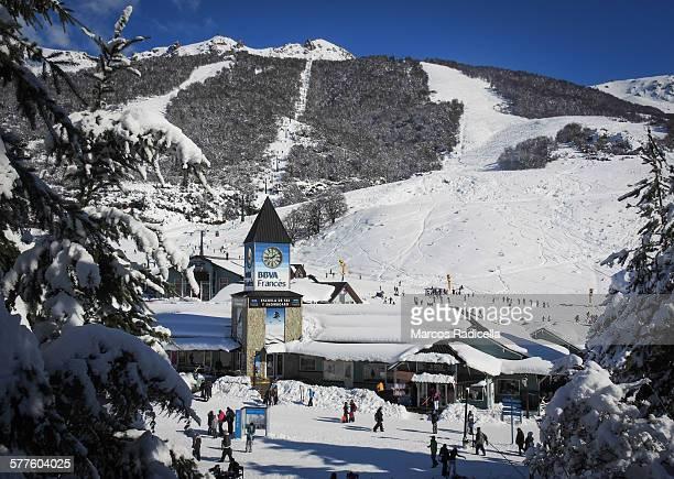 Catedral ski resort, Bariloche Argentina