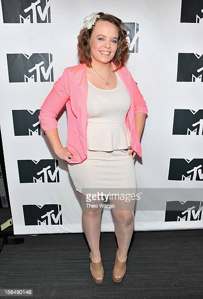 Catelynn Lowell attends MTV 'Restore The Shore' Jersey Shore Benefit at on November 15 2012 in New York City