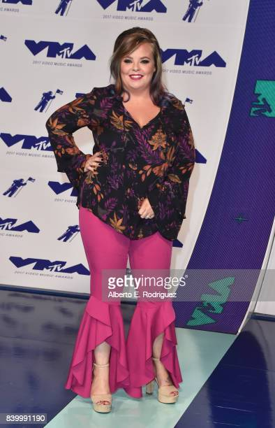 Catelynn Lowell attends the 2017 MTV Video Music Awards at The Forum on August 27 2017 in Inglewood California