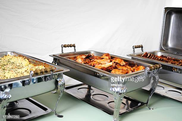 Catering-Abendessen
