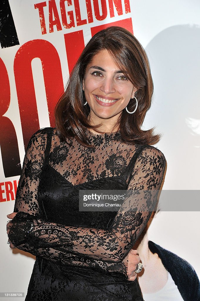 <a gi-track='captionPersonalityLinkClicked' href=/galleries/search?phrase=Caterina+Murino&family=editorial&specificpeople=619334 ng-click='$event.stopPropagation()'>Caterina Murino</a> attends 'La Proie' Paris Premiere at UGC Cine Cite Bercy on April 12, 2011 in Paris, France.