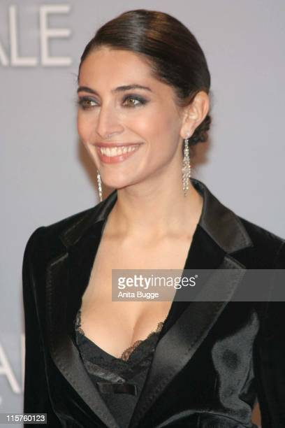 Caterina Murino during 'Casino Royale' Berlin Premiere November 21 2006 in Berlin Berlin Germany