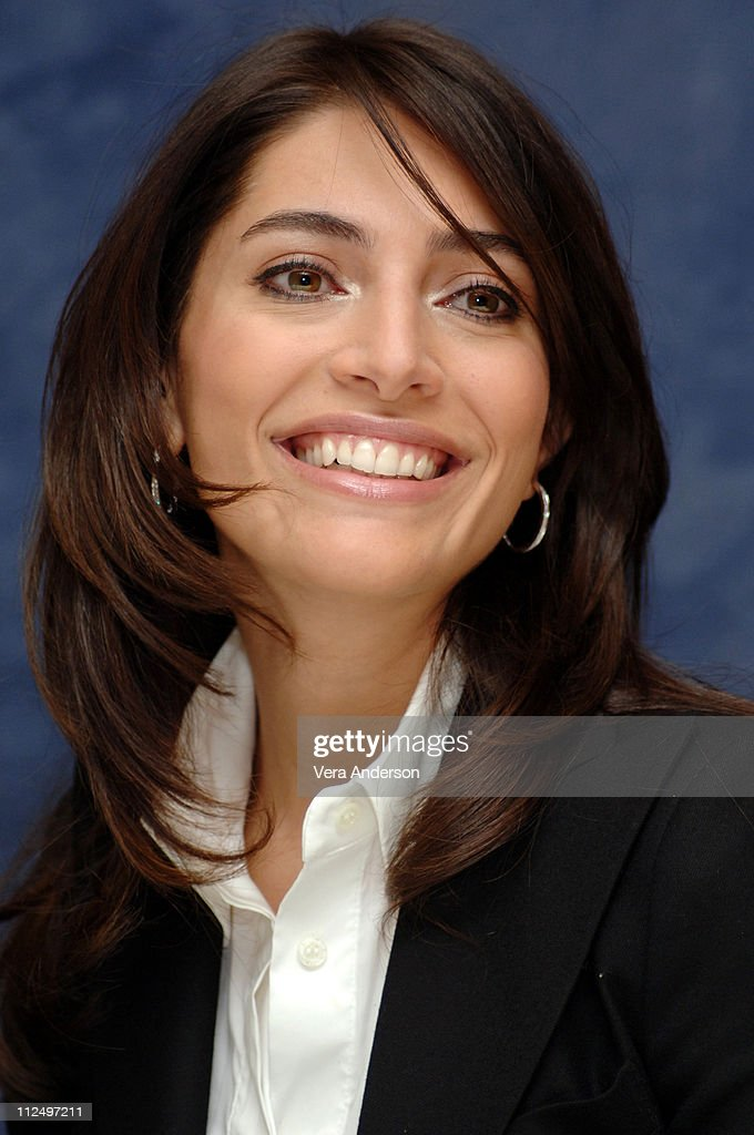 Caterina Murino during 'Casino Royale' Press Conference with Daniel Craig, Martin Campbell, Eva Green, Mads Mikkelsen and Caterina Murino at The Regency Hotel in New York City, New York, United States.