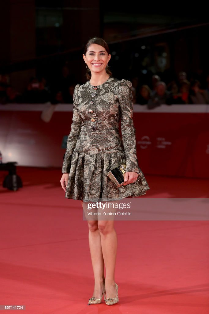 Cinque Red Carpet - 12th Rome Film Fest