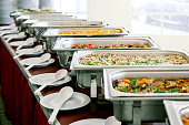 catering wedding food buffet snack