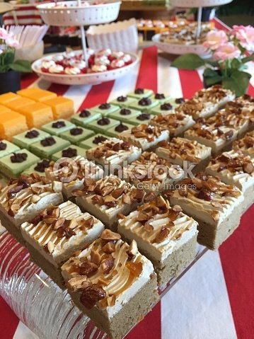 catering services background with snacks on guests table in