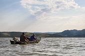 Catfish fishing competition Golden Buck Djerdapa