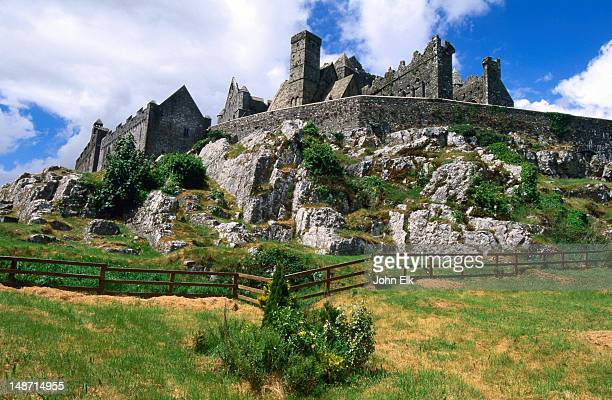 Cathedral amongst the rocks, Rock of Cashel.
