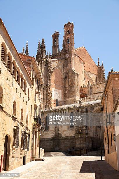 Cathedral and old town of Plasencia
