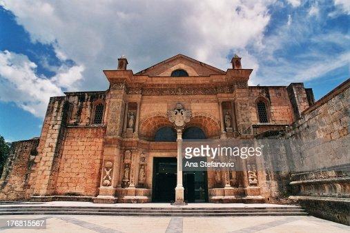 Cathedral Basilica Menor de Santa Maria