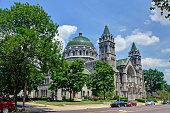 Cathedral Basilica of St. Louis.