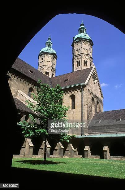 Cathedral Church, Naumburg, Saxony-Anhalt,  Germany