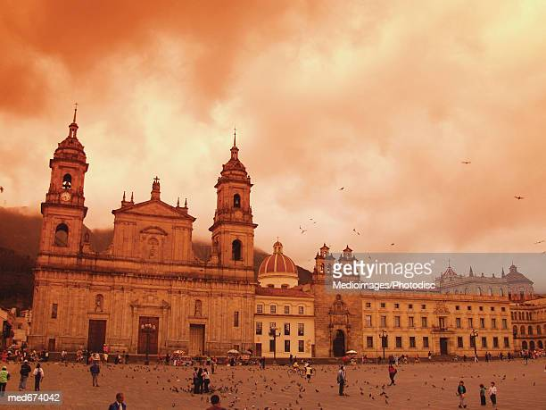 Cathedral in Bogota, Colombia, South America