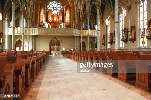 Cathedral interior  (XXL)