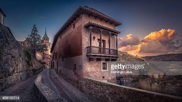 Cathedral of Albarracin, Teruel, Spain