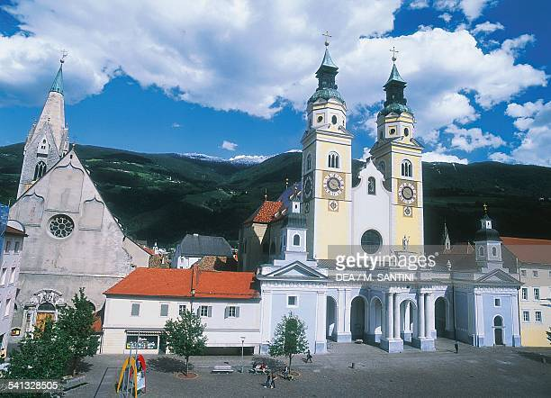 Cathedral of Bressanone/Brixen Valle Isarco TrentinoAlto Adige Italy 10th18th century