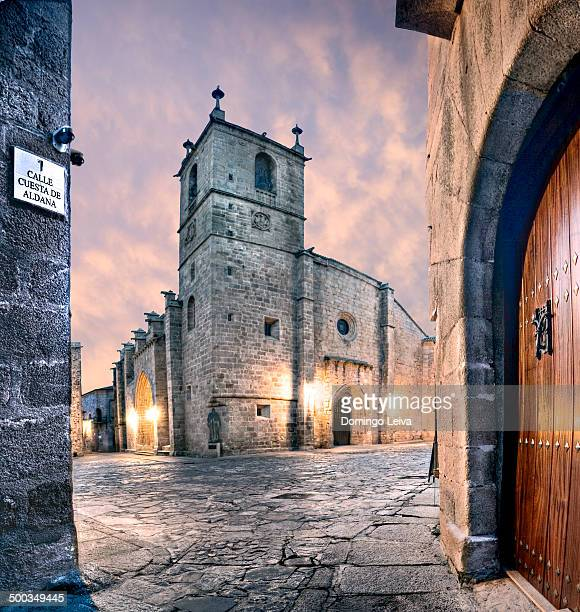 Cathedral of Caceres, Spain