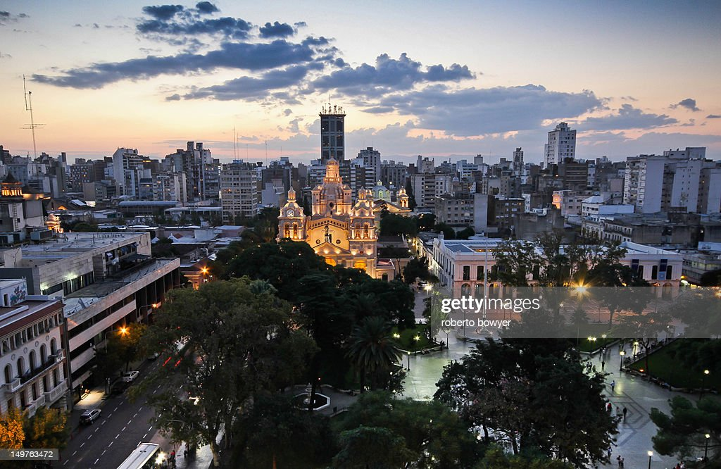 Cathedral of Córdoba in Argentina