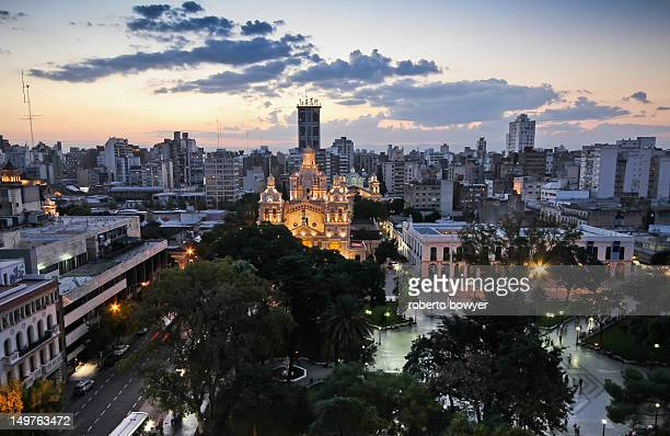 Cathedral of C?rdoba in Argentina