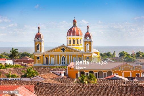 Cathedral of Granada, Nicaragua