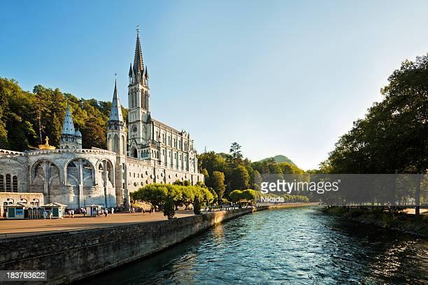 Cattedrale di Lourdes, Francia