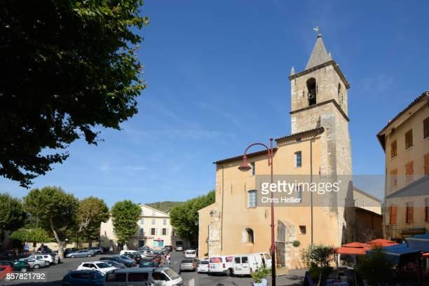 Cathedral of Notre-Dame-de-l'Assomption Riez Provence
