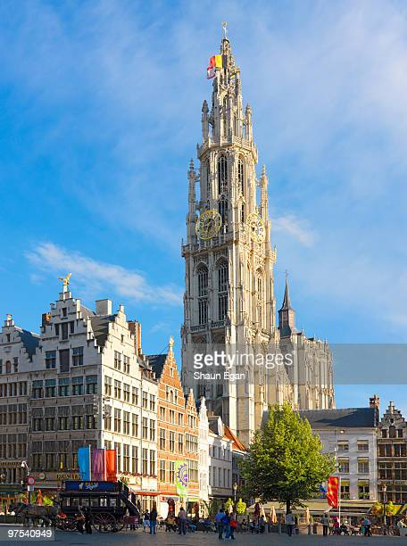 Cathedral Of Our Lady and Grote Markt