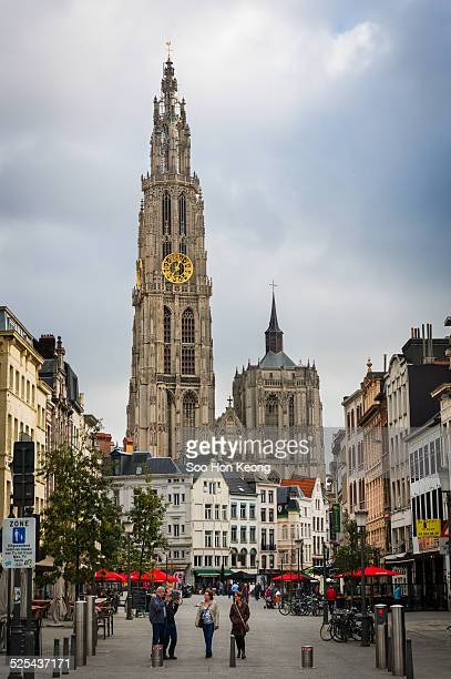 Cathedral of Our Lady of Antwerp, Belgium