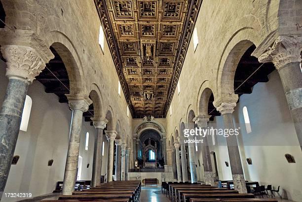 Cattedrale di San Cataldo,'navata'principale