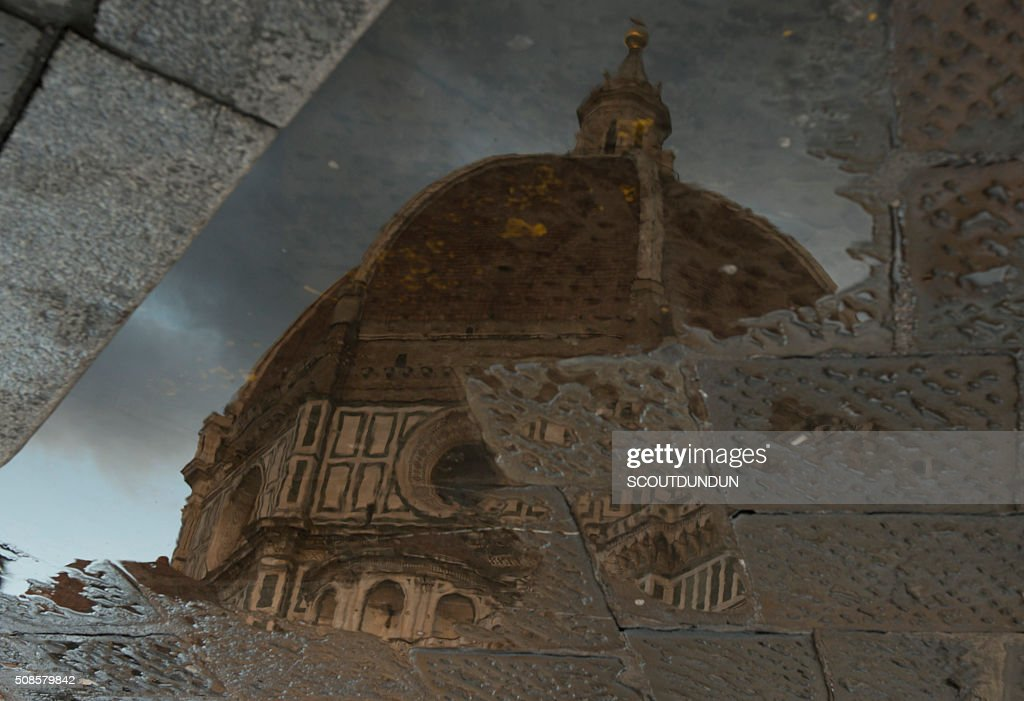 Cattedrale di Santa Maria del Fiore : Stock Photo