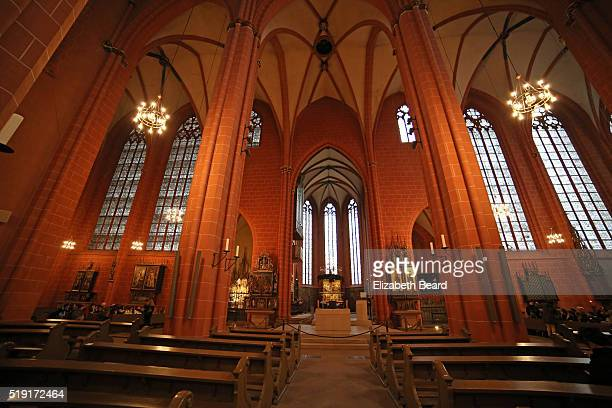 st bartholomaus church stock photos and pictures getty. Black Bedroom Furniture Sets. Home Design Ideas