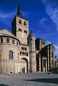 Cathedral of St Peter and the Church of Our Lady Trier RhinelandPalatinate Germany