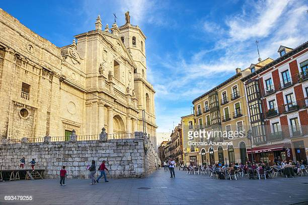Valladolid spanish city stock photos and pictures getty - Garden center valladolid ...