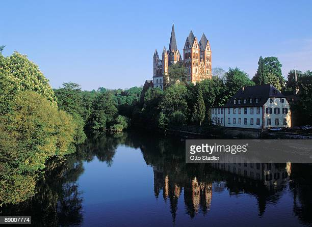 Cathedral on river, Germany