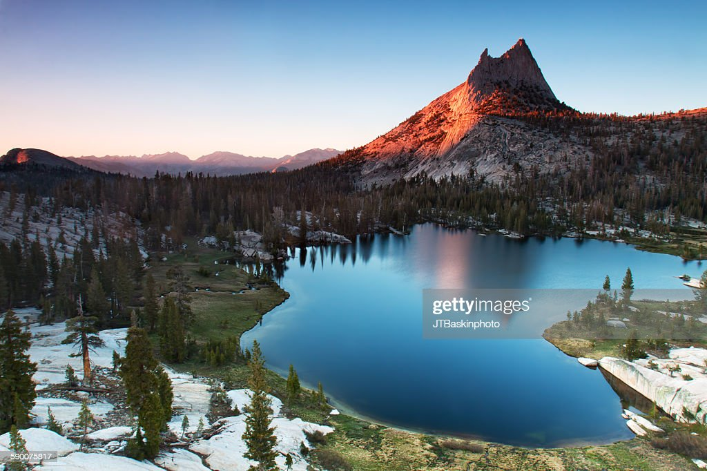 On this trip I made the loop from Cathedral Lakes to Sunrise. The shooting was good but the experience was awesome. The only downside to my trip was the mosquitos, There were millions of them and they were everywhere. On numerous occasions I killed a half dozen or more in one swat.