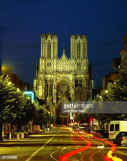 Cathedral, Reims, France