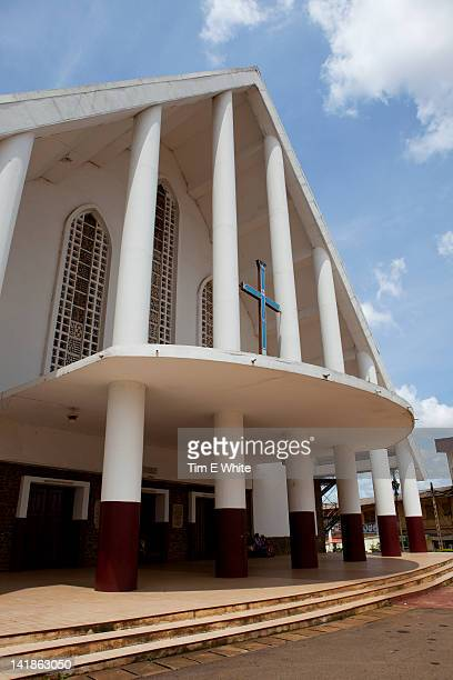 Cathedral, Yaounde Cameroon