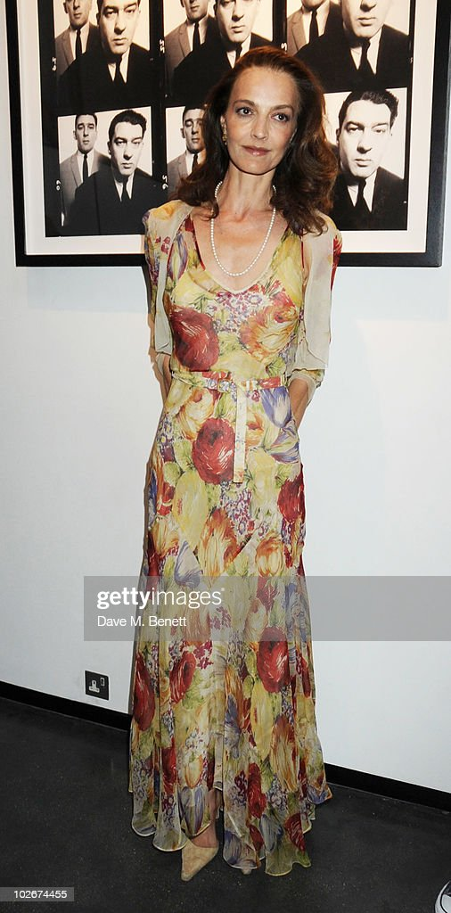 Catherine Bailey attends Hamiltons Gallery Exhibition of David Bailey 'Then' on July 6 2010 in London England