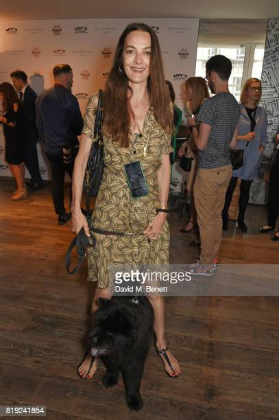 Catherine Bailey attends the launch of Rosewood's Canine Luxury Experience hosted by Rosewood London and Barbour at Rosewood London on July 20 2017...