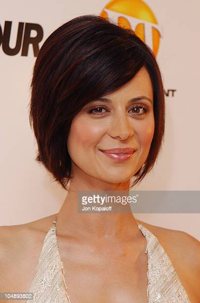 Catherine Bell during Entertainment Tonight Glamour Magazine Celebrate The 55th Annual Emmy Awards at Mondrian Hotel in West Hollywood California...