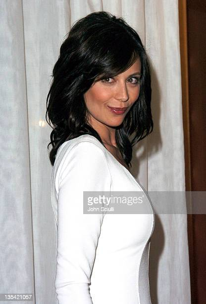Catherine Bell during 'JAG' Celebrates 200th Episode at The Mondrian/Asia de Cuba in Los Angeles California United States