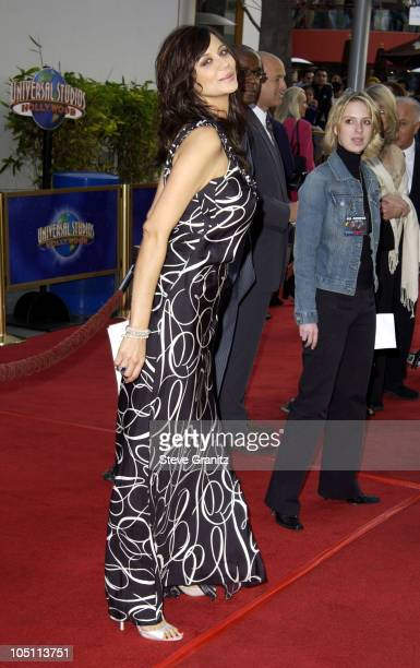 Catherine Bell during The World Premiere of 'Bruce Almighty' at Universal Amphitheatre in Universal City California United States