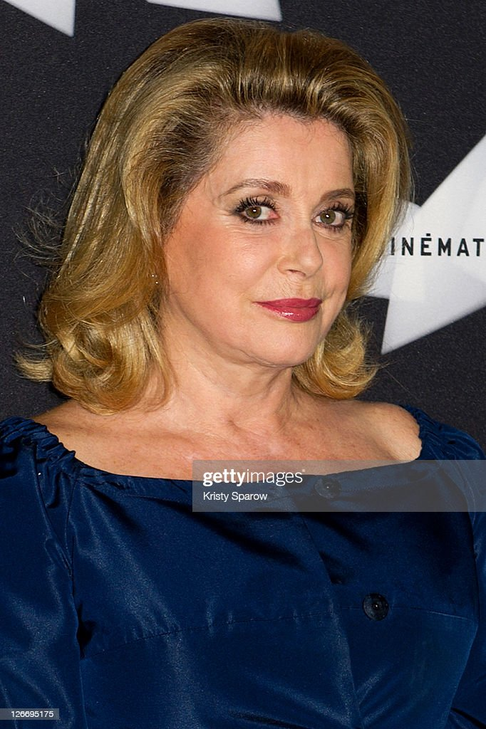 <a gi-track='captionPersonalityLinkClicked' href=/galleries/search?phrase=Catherine+Deneuve&family=editorial&specificpeople=123833 ng-click='$event.stopPropagation()'>Catherine Deneuve</a> attends the 'Le Sauvage' screening at la cinematheque on September 26, 2011 in Paris, France.
